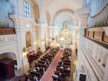 Ślub - kościół w Górze Kalwarii
