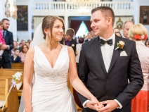 Ślub kościelny w Słomczynie