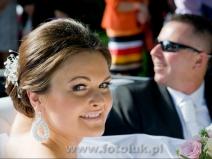 Ceremonia ślubna kościelna w Czersku