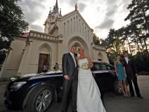 Ślub kościelny Konstancin Jeziorna, zdjęcia ślubne