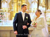Ceremonia ślubna w Górze Klawarii